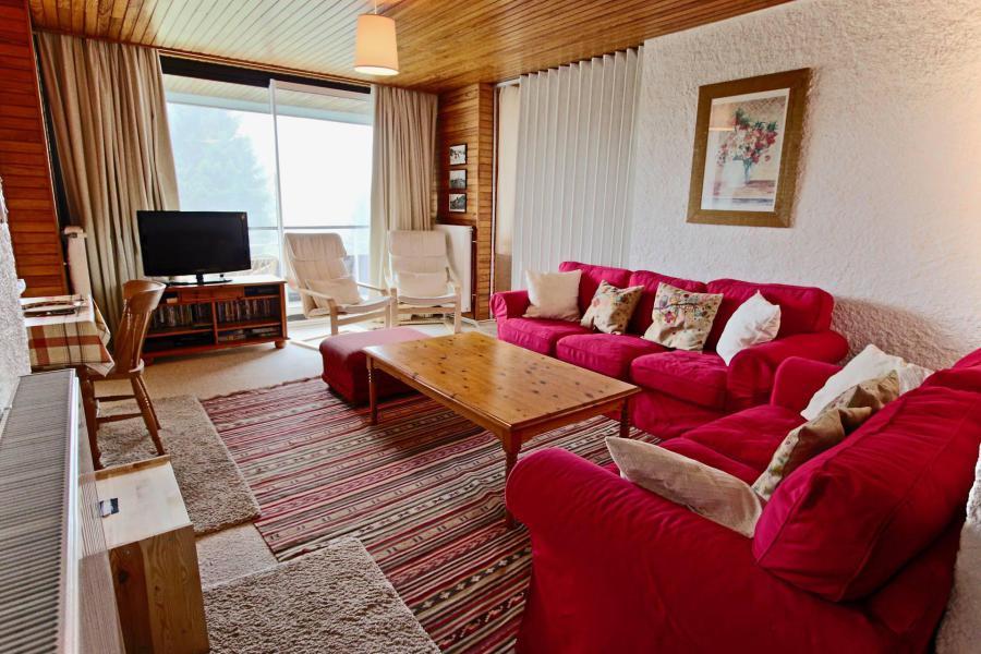 Vacances en montagne Appartement 3 pièces 8 personnes (103) - Résidence la Croisette - Chamrousse - Séjour