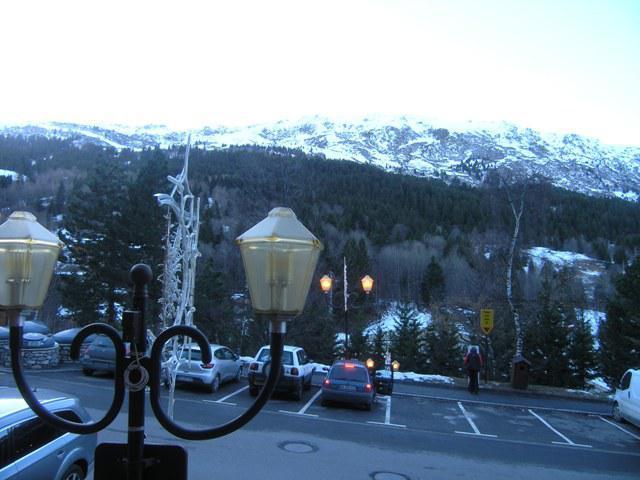 Vacances en montagne Studio 4 personnes (F2) - Résidence la Croix de Verdon - Méribel
