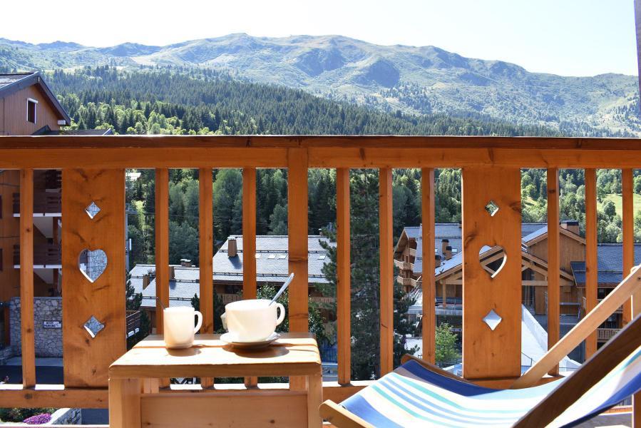 Vacances en montagne Appartement duplex 5 pièces cabine 8 personnes (J4) - Résidence la Croix de Verdon - Méribel