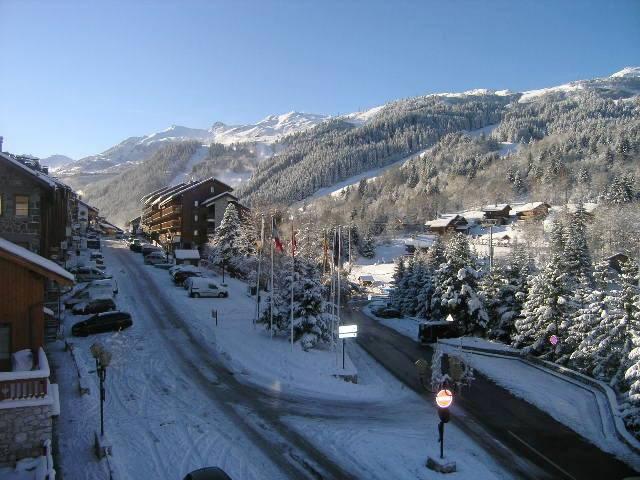 Vacances en montagne Studio 5 personnes (F2) - Résidence la Croix de Verdon - Méribel