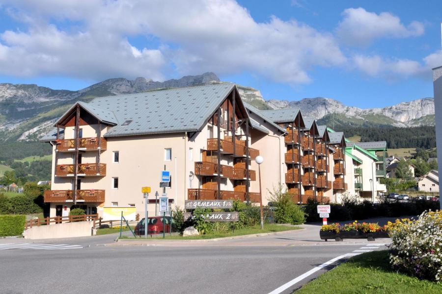 Location au ski Résidence la Croix Margot - Villard de Lans - Extérieur été