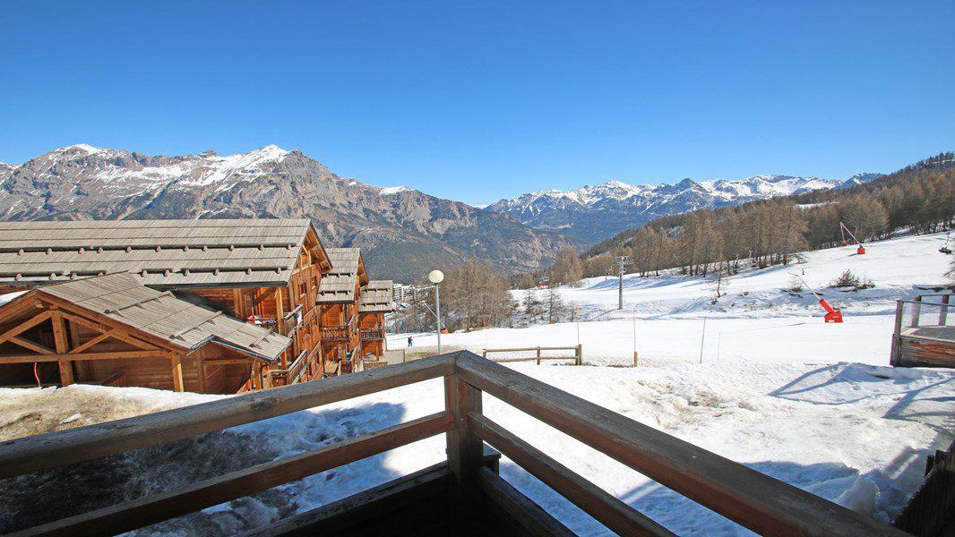 Wakacje w górach Résidence La Dame Blanche - Puy-Saint-Vincent