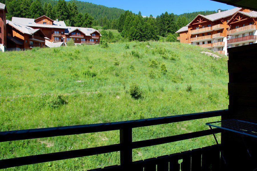 Location au ski Appartement 2 pièces cabine 6 personnes (323) - Résidence La Dame Blanche - Puy-Saint-Vincent - Extérieur été
