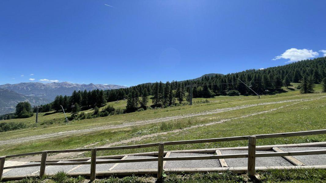 Wakacje w górach Apartament 3 pokojowy 6 osób (001) - Résidence La Dame Blanche - Puy-Saint-Vincent