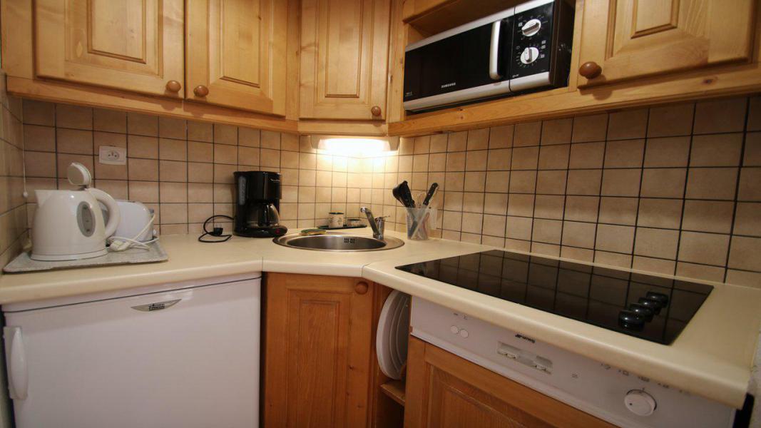 Wakacje w górach Apartament 2 pokojowy kabina 6 osób (111) - Résidence La Dame Blanche - Puy-Saint-Vincent