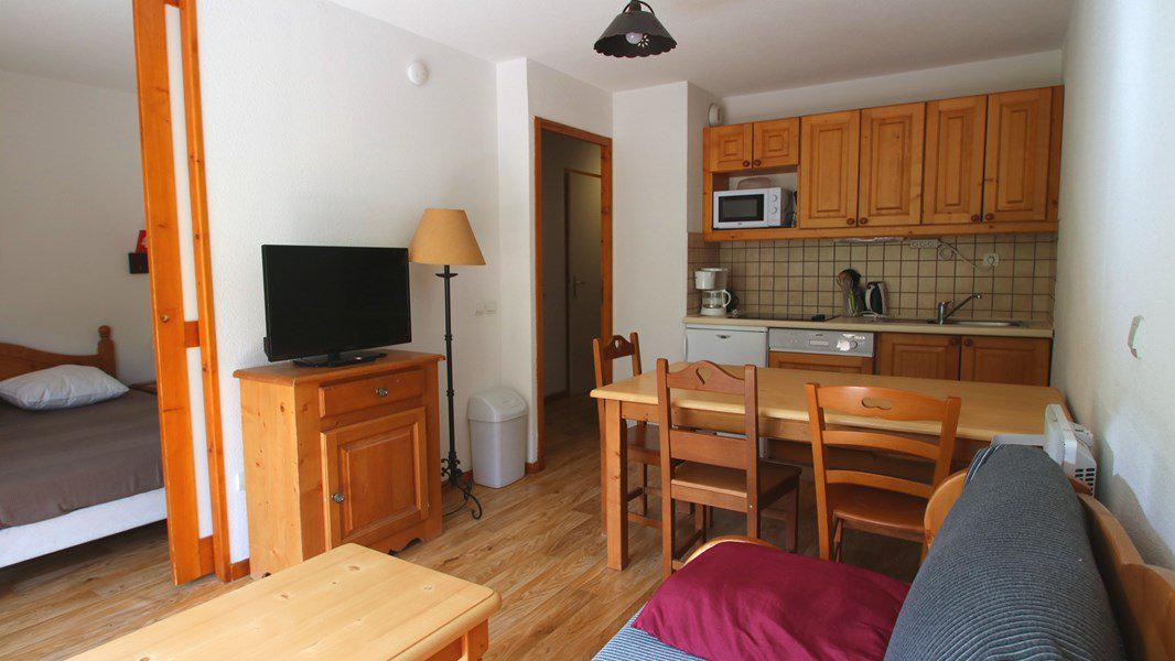 Wakacje w górach Apartament 2 pokojowy kabina 6 osób (107) - Résidence La Dame Blanche - Puy-Saint-Vincent