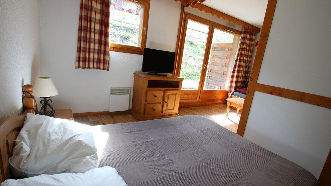 Wakacje w górach Apartament 2 pokojowy kabina 6 osób (117) - Résidence La Dame Blanche - Puy-Saint-Vincent