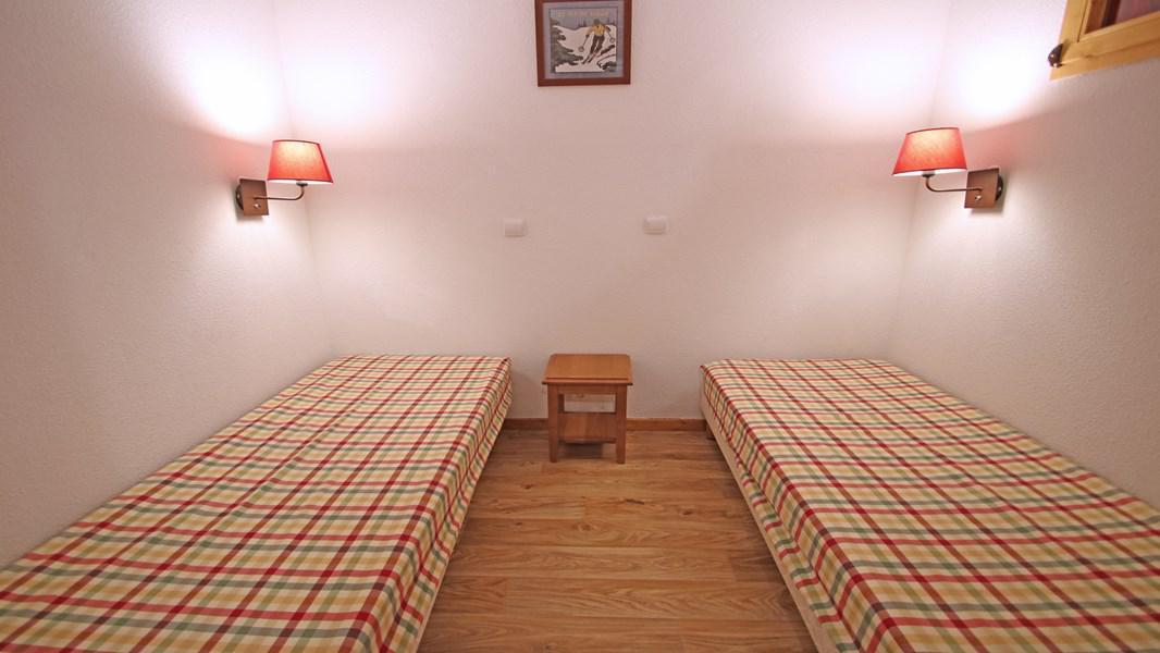 Wakacje w górach Apartament 2 pokojowy kabina 6 osób (121) - Résidence La Dame Blanche - Puy-Saint-Vincent