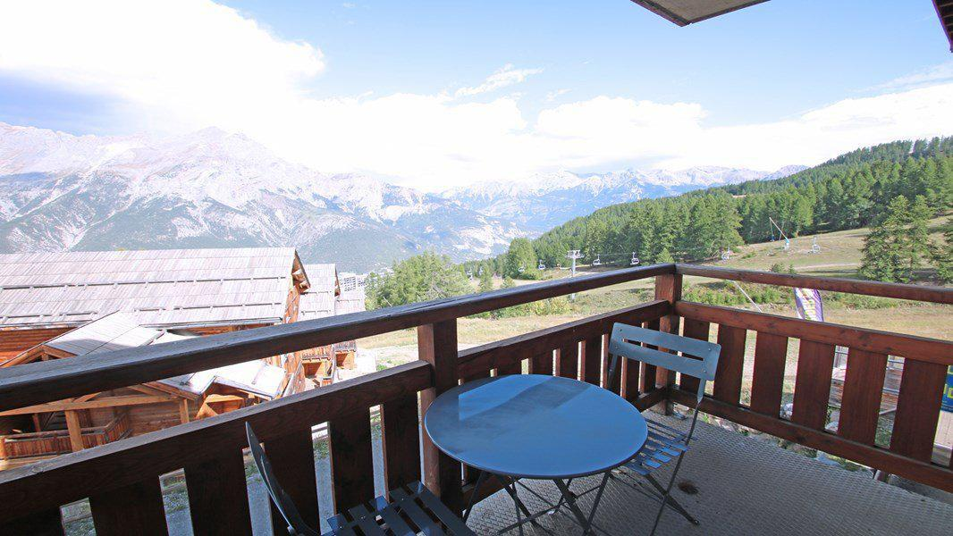 Wakacje w górach Apartament 2 pokojowy kabina 6 osób (104) - Résidence La Dame Blanche - Puy-Saint-Vincent