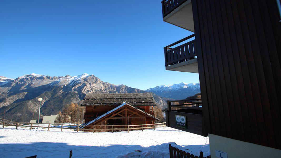 Wakacje w górach Apartament 2 pokojowy kabina 6 osób (008) - Résidence La Dame Blanche - Puy-Saint-Vincent