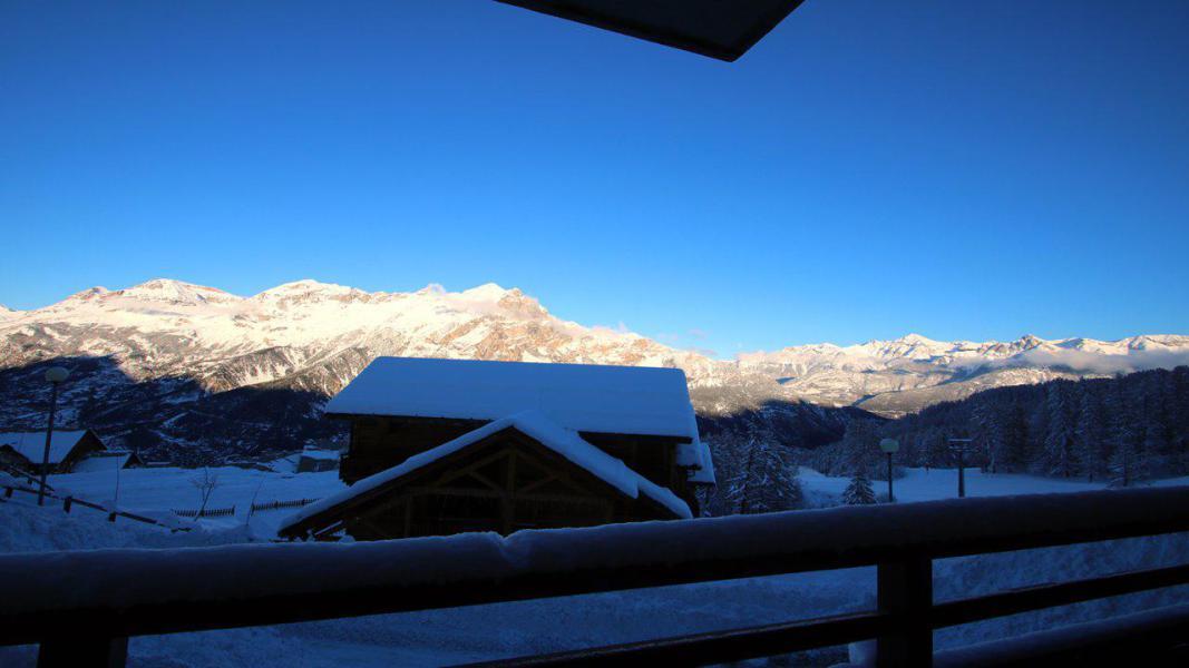 Wakacje w górach Apartament 2 pokojowy kabina 6 osób (006) - Résidence La Dame Blanche - Puy-Saint-Vincent
