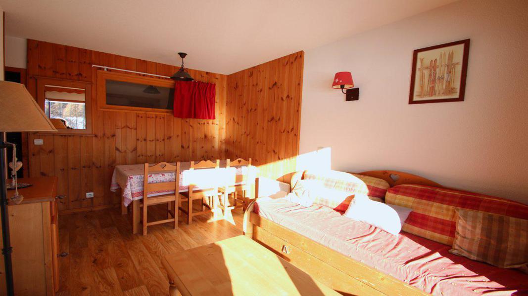 Wakacje w górach Apartament 2 pokojowy kabina 6 osób (002) - Résidence La Dame Blanche - Puy-Saint-Vincent