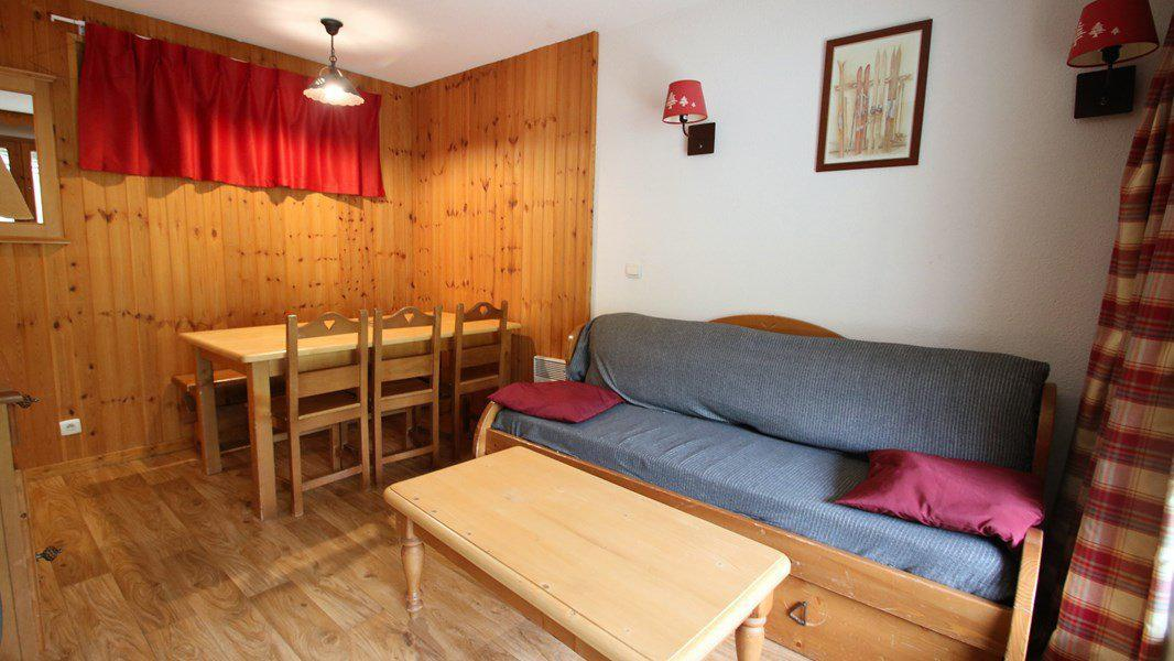 Wakacje w górach Apartament 2 pokojowy kabina 6 osób (127) - Résidence La Dame Blanche - Puy-Saint-Vincent