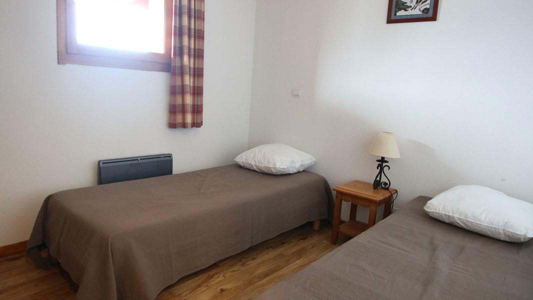 Wakacje w górach Apartament 3 pokojowy 6 osób (203) - Résidence La Dame Blanche - Puy-Saint-Vincent