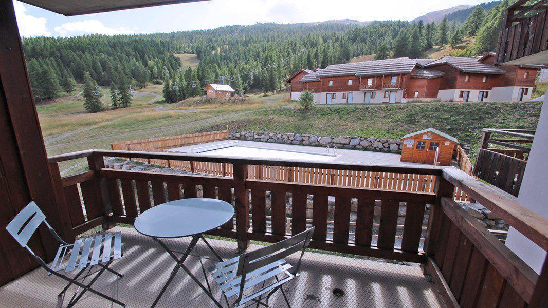 Wakacje w górach Apartament 2 pokojowy kabina 6 osób (205) - Résidence La Dame Blanche - Puy-Saint-Vincent