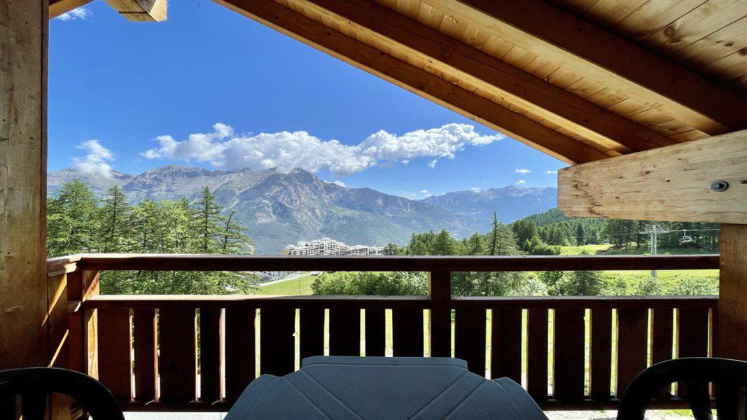 Wakacje w górach Apartament 3 pokojowy 8 osób (C25) - Résidence La Dame Blanche - Puy-Saint-Vincent