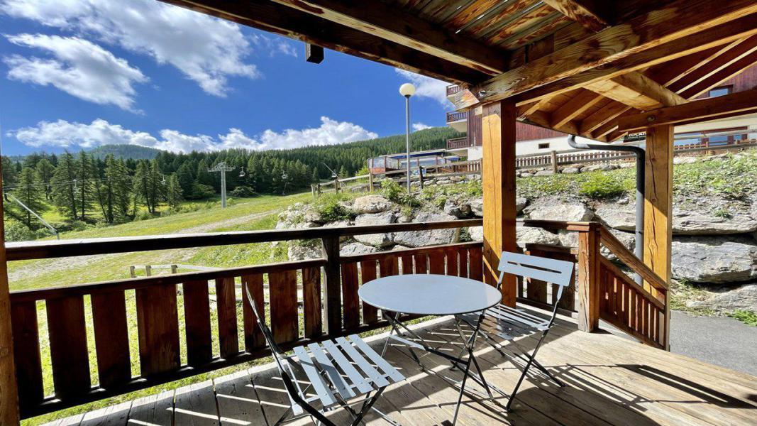 Wakacje w górach Apartament 3 pokojowy 6 osób (C22) - Résidence La Dame Blanche - Puy-Saint-Vincent