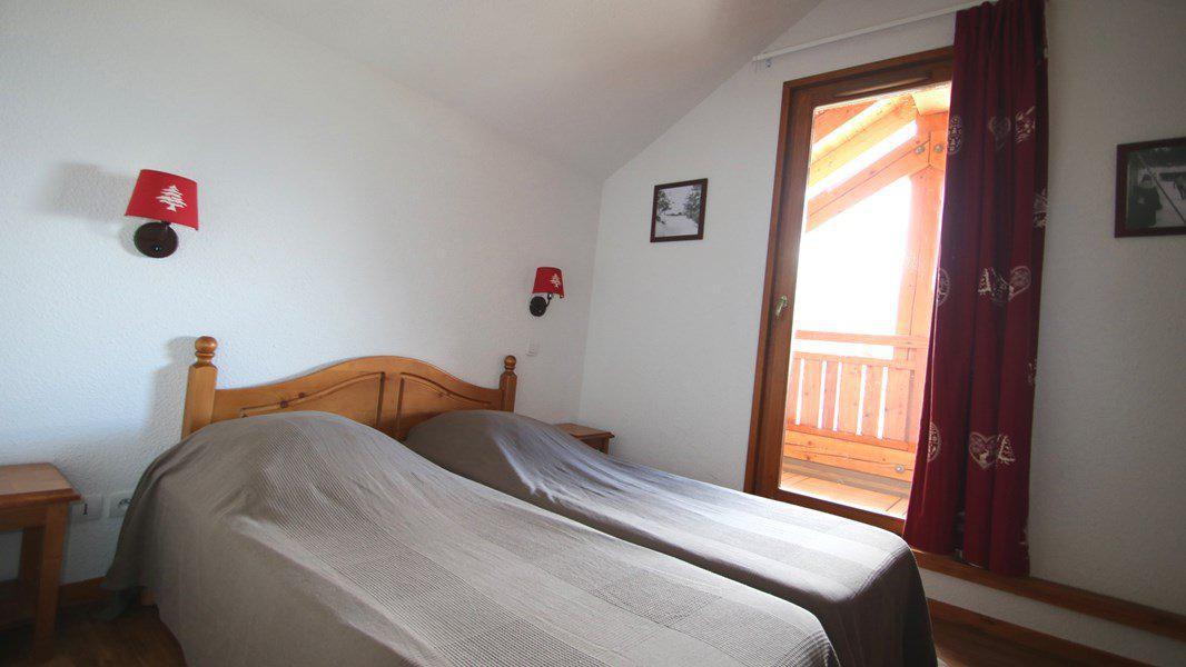 Wakacje w górach Apartament 4 pokojowy 8 osób (C23) - Résidence La Dame Blanche - Puy-Saint-Vincent