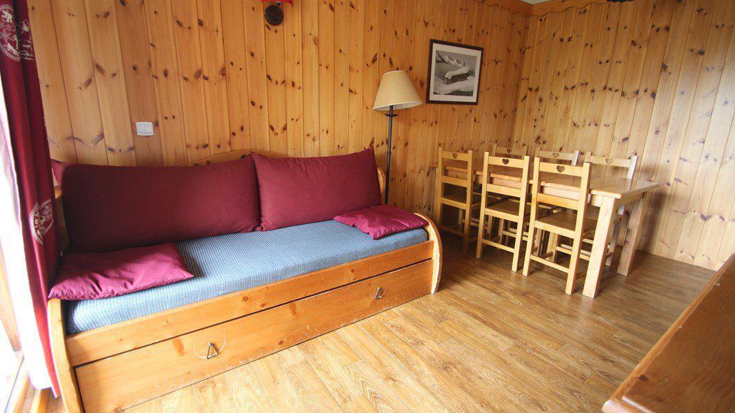 Wakacje w górach Apartament 3 pokojowy 6 osób (C21) - Résidence La Dame Blanche - Puy-Saint-Vincent