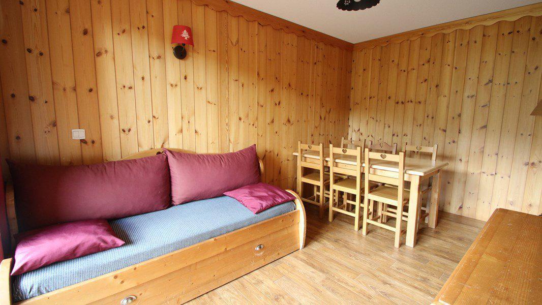 Wakacje w górach Apartament 3 pokojowy 6 osób (C16) - Résidence La Dame Blanche - Puy-Saint-Vincent