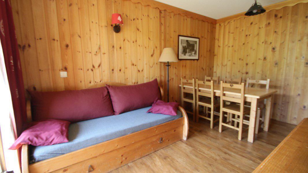 Wakacje w górach Apartament 3 pokojowy 6 osób (C14) - Résidence La Dame Blanche - Puy-Saint-Vincent