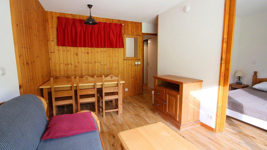 Wakacje w górach Apartament 2 pokojowy kabina 6 osób (113) - Résidence La Dame Blanche - Puy-Saint-Vincent