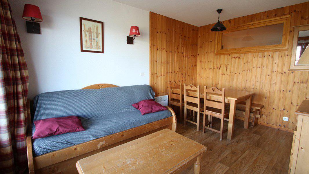Wakacje w górach Apartament 2 pokojowy kabina 6 osób (120) - Résidence La Dame Blanche - Puy-Saint-Vincent