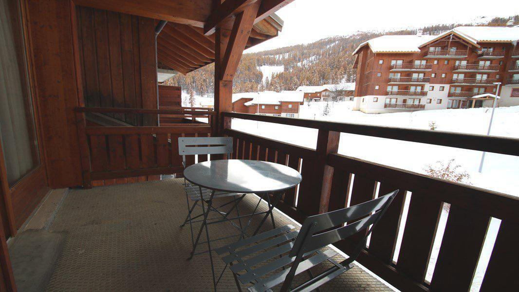 Wakacje w górach Apartament 2 pokojowy 4 osób (415) - Résidence La Dame Blanche - Puy-Saint-Vincent