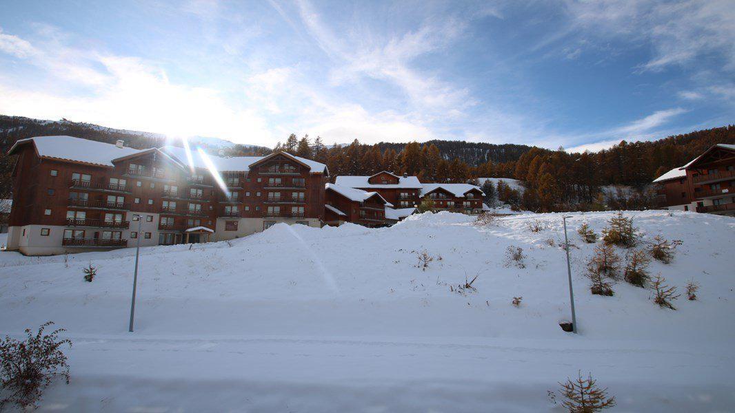 Wakacje w górach Apartament 3 pokojowy 8 osób (417) - Résidence La Dame Blanche - Puy-Saint-Vincent