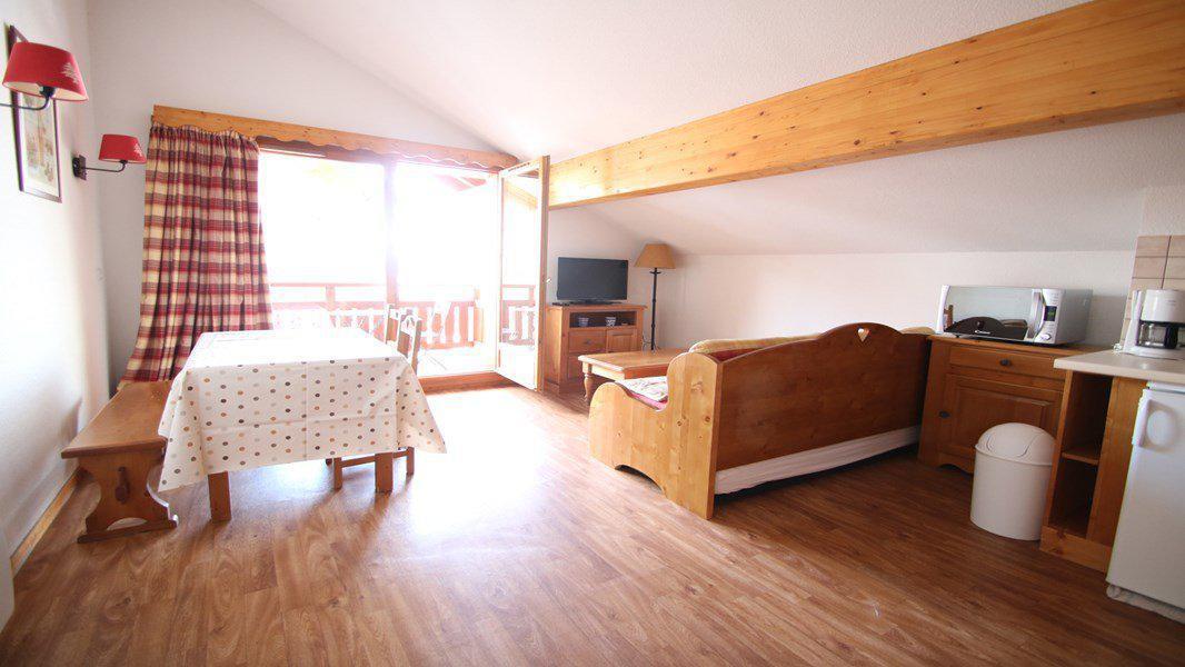 Wakacje w górach Apartament 2 pokojowy 4 osób (419) - Résidence La Dame Blanche - Puy-Saint-Vincent