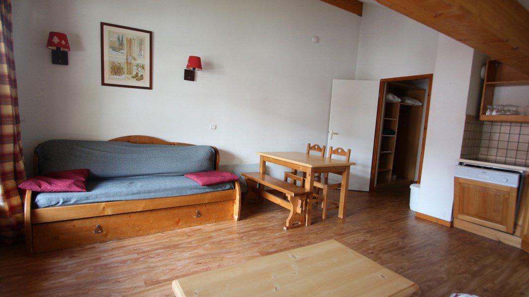 Wakacje w górach Apartament 2 pokojowy 4 osób (420) - Résidence La Dame Blanche - Puy-Saint-Vincent