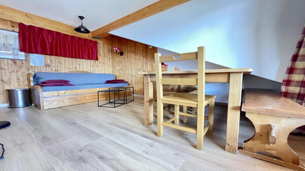 Wakacje w górach Apartament 2 pokojowy kabina 6 osób (404) - Résidence La Dame Blanche - Puy-Saint-Vincent