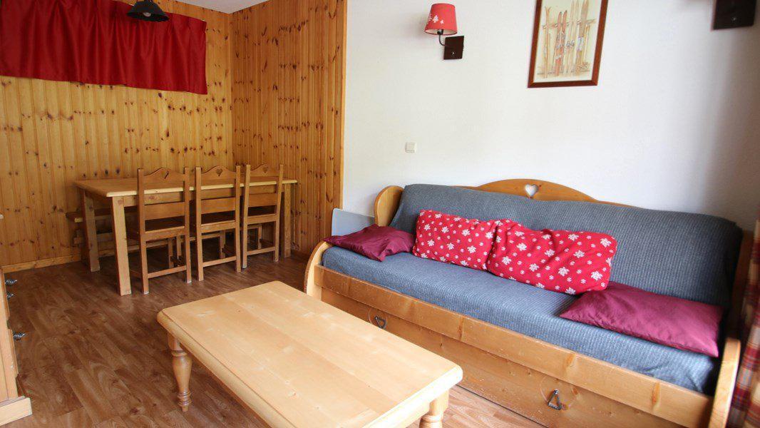 Wakacje w górach Apartament 2 pokojowy kabina 6 osób (325) - Résidence La Dame Blanche - Puy-Saint-Vincent