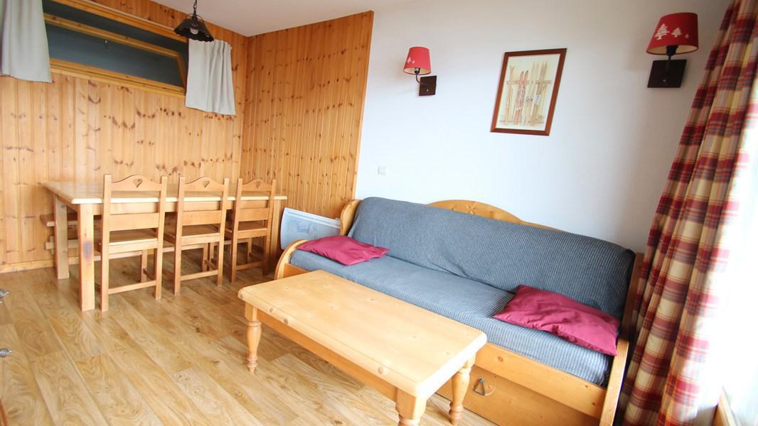 Wakacje w górach Apartament 2 pokojowy kabina 6 osób (206) - Résidence La Dame Blanche - Puy-Saint-Vincent