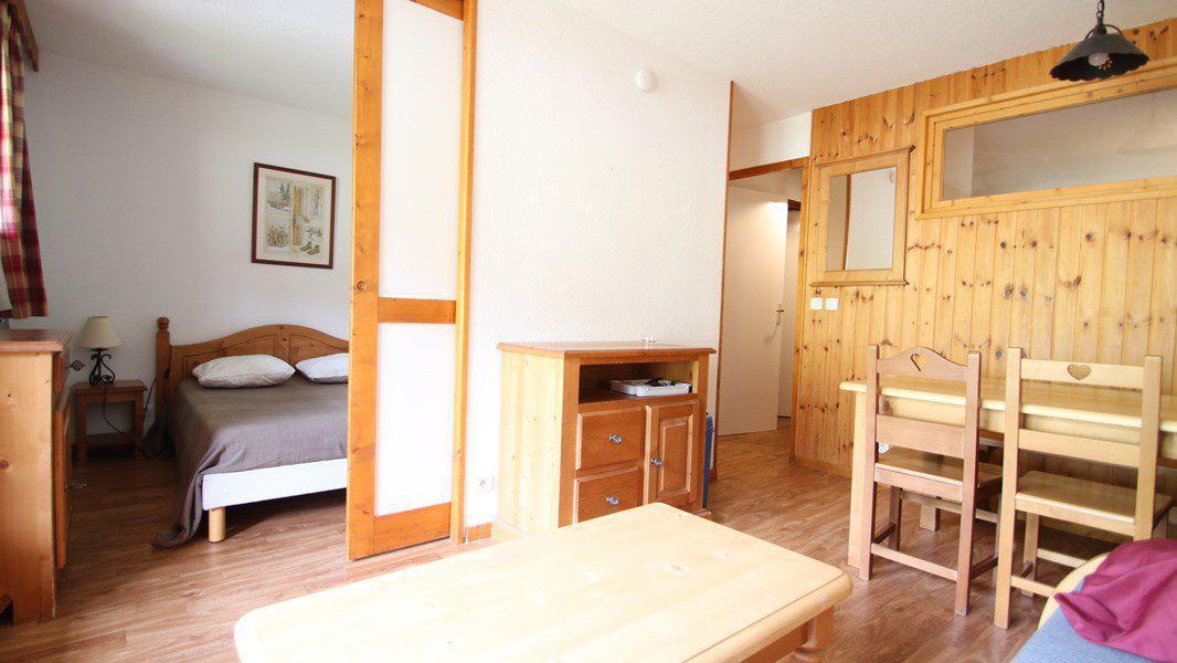Wakacje w górach Apartament 2 pokojowy kabina 6 osób (229) - Résidence La Dame Blanche - Puy-Saint-Vincent