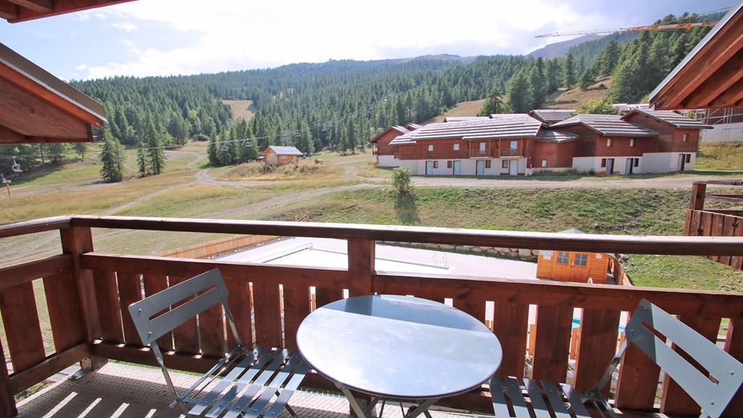 Wakacje w górach Apartament 2 pokojowy kabina 6 osób (303) - Résidence La Dame Blanche - Puy-Saint-Vincent