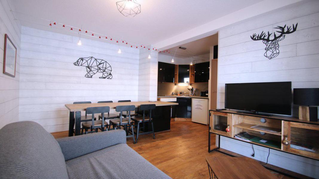 Wakacje w górach Apartament 3 pokojowy 6 osób (C1) - Résidence La Dame Blanche - Puy-Saint-Vincent