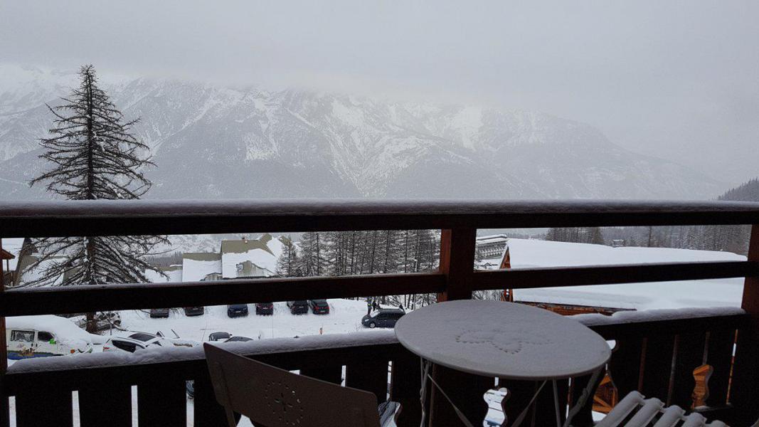 Wakacje w górach Logement 2 pièces 6 personnes (DBA314) - Résidence La Dame Blanche - Puy-Saint-Vincent