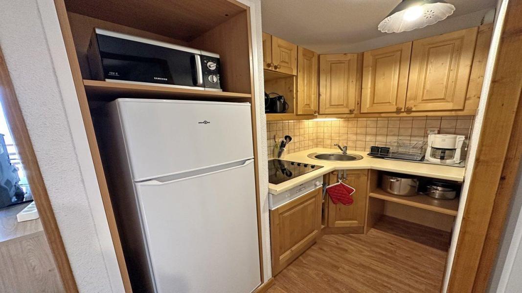 Wakacje w górach Apartament 2 pokojowy kabina 6 osób (303) - Résidence La Dame Blanche - Puy-Saint-Vincent - Łóżkiem