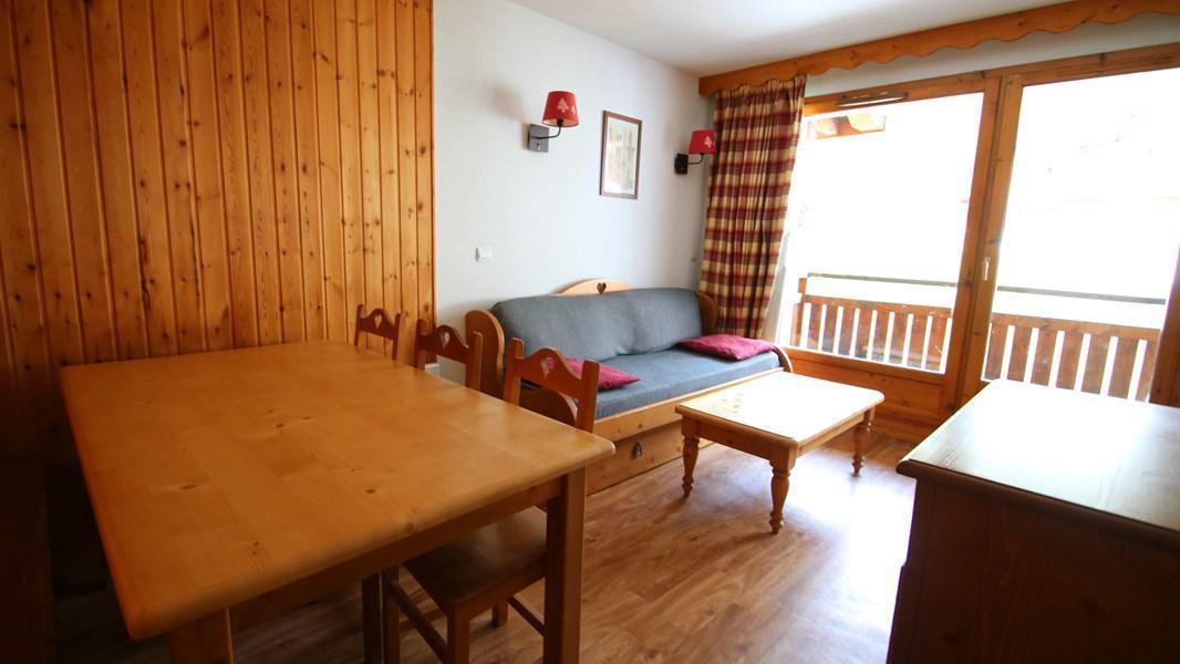 Wakacje w górach Apartament 2 pokojowy kabina 6 osób (303) - Résidence La Dame Blanche - Puy-Saint-Vincent - Pokój gościnny