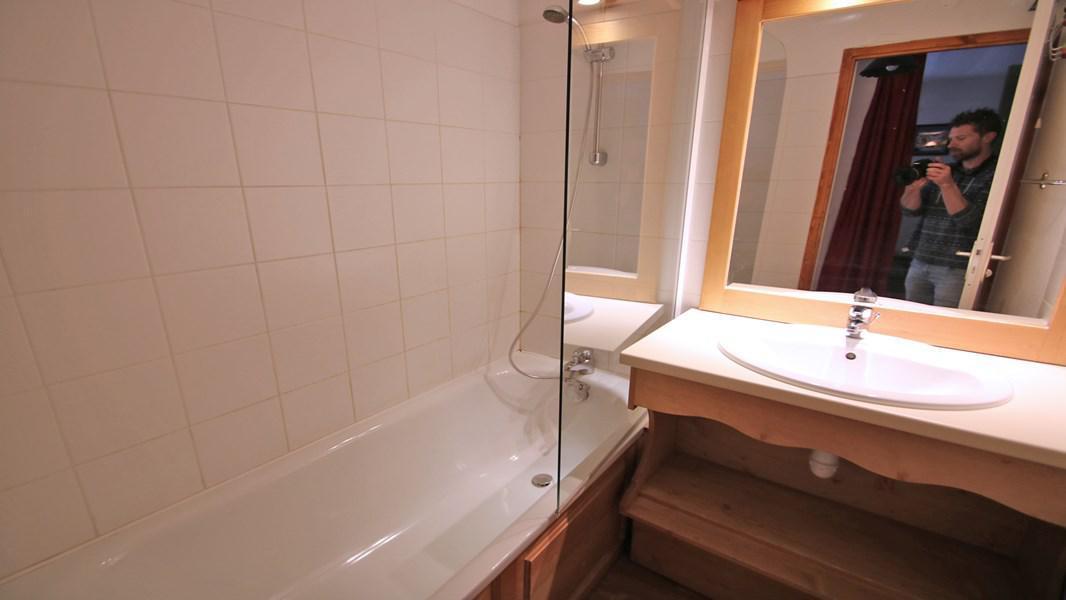 Wakacje w górach Apartament 2 pokojowy kabina 6 osób (303) - Résidence La Dame Blanche - Puy-Saint-Vincent - Wanną