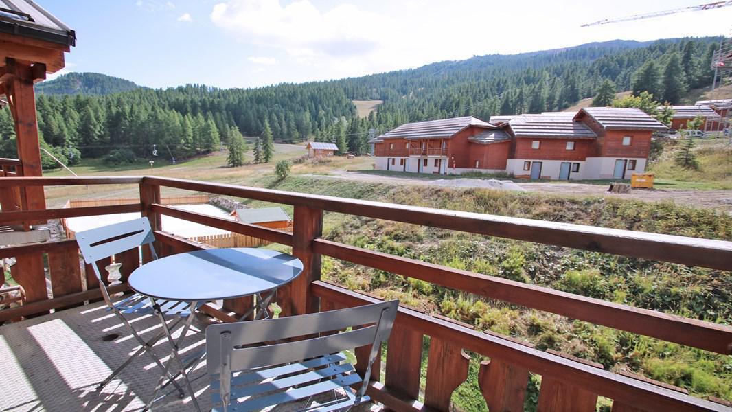 Wakacje w górach Apartament 2 pokojowy kabina 6 osób (311) - Résidence La Dame Blanche - Puy-Saint-Vincent - Balkon