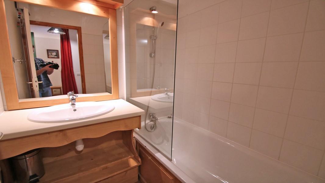 Wakacje w górach Apartament 2 pokojowy kabina 6 osób (311) - Résidence La Dame Blanche - Puy-Saint-Vincent - Łazienka