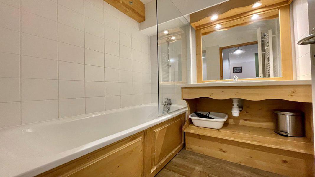 Wakacje w górach Apartament 2 pokojowy kabina 6 osób (404) - Résidence La Dame Blanche - Puy-Saint-Vincent - Łóżkem małżeńskim