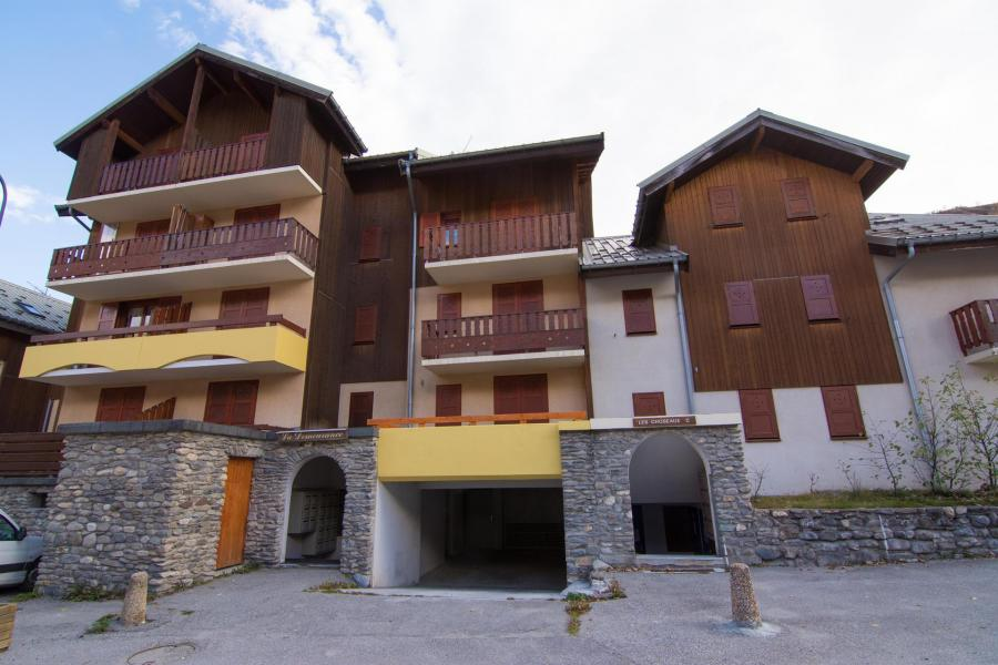 Holiday in mountain resort Résidence la Demeurance - Valloire