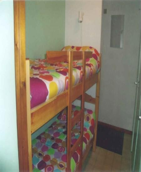 Holiday in mountain resort Studio sleeping corner 4 people - Résidence la Dryade - Le Grand Bornand - Bunk beds