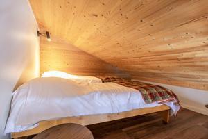 Vacances en montagne Résidence la Duit - Valmorel - Cabine