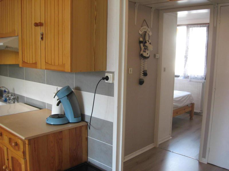 Holiday in mountain resort 2 room apartment 4 people (DUR/2B) - Résidence la Durance - Les Orres - Accommodation