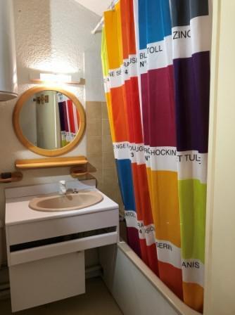 Urlaub in den Bergen 3 Zimmer Maisonettewohnung für 6 Personen (B40) - Résidence la Ferme d'Augustin - Montgenèvre - Badezimmer