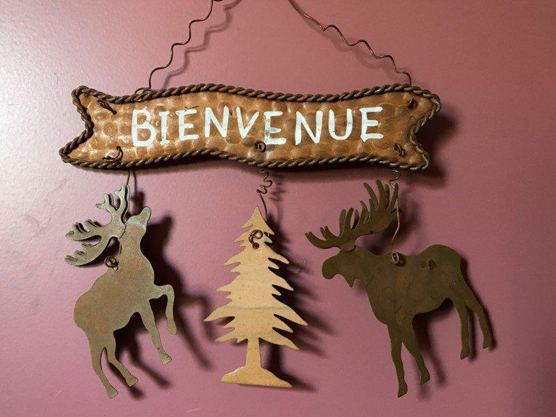 Holiday in mountain resort Studio sleeping corner 4 people (B54) - Résidence la Ferme d'Augustin - Montgenèvre - Plan